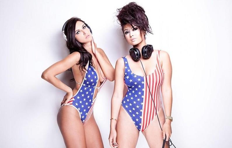 DJ KIMKAT FLAG