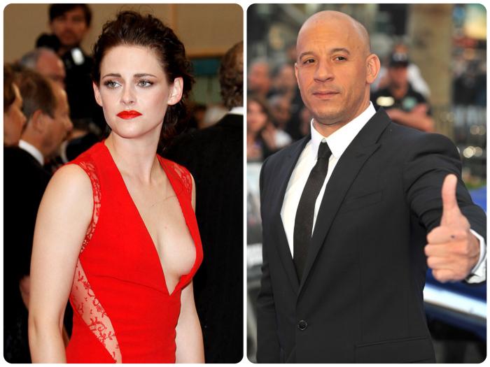 Kristen Stewart Vin Diesel Ang Lee