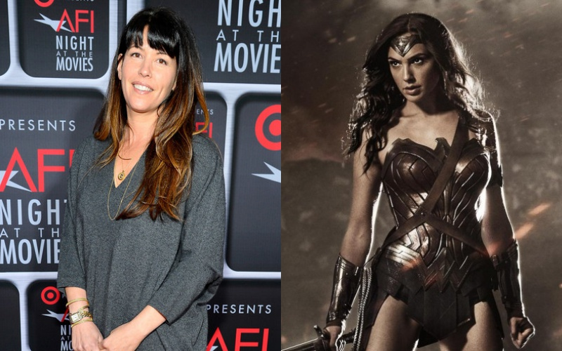 Patty Jenkins  - Wonder Woman