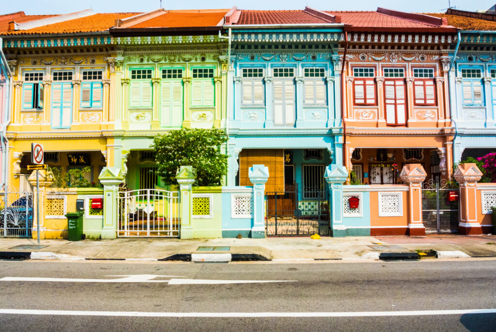 Peranakan Homes