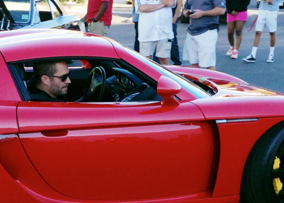 Porsche Paul Walker
