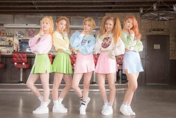 Red Velvet 5-member