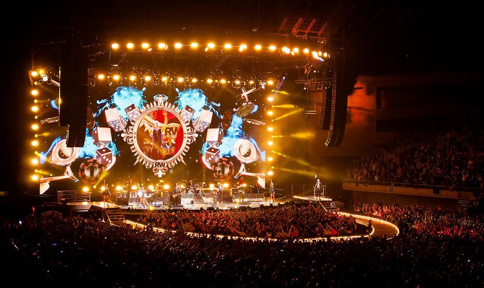 Robbie Williams Let Me Entertainment You Tour Malaysia