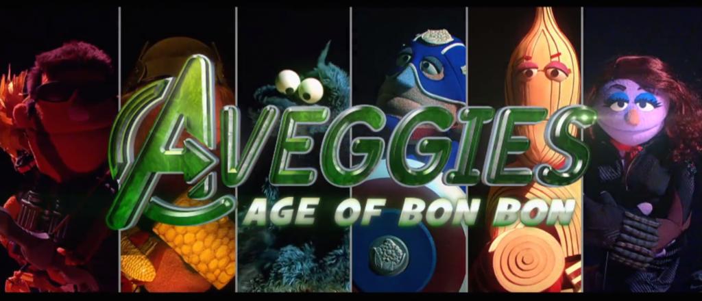 Sesame Street Avengers Parody