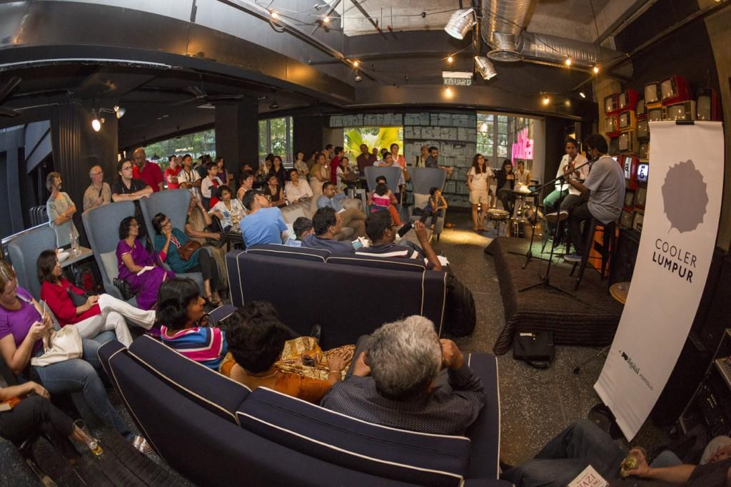 Shamini Flint's Book Party