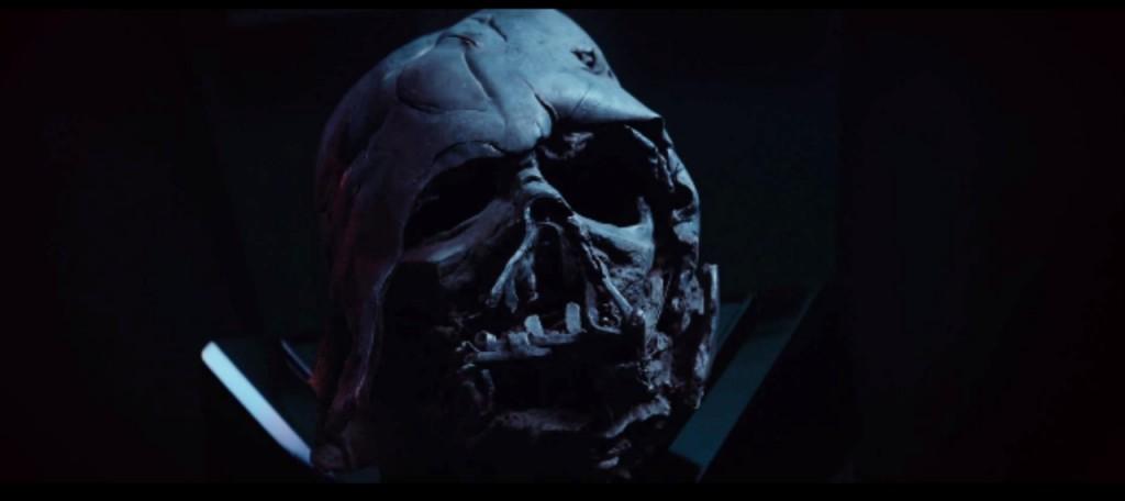 Star Wars The Force Awakens - Darth Vader