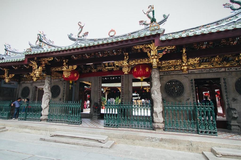 Tian Hock Keng Temple Singapore