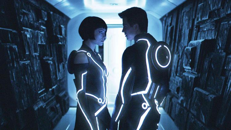 Tron Legacy Sequel Olivia Garrett