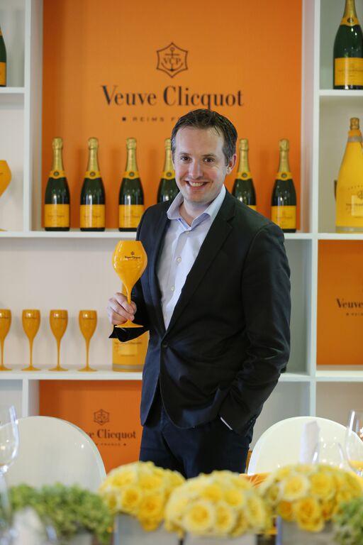 Veuve Clicquot Winemaker Pierre Casenave