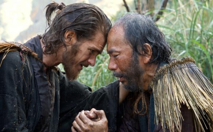 Andrew Garfield in Martin Scorsese's Silence