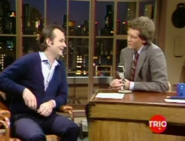 David Letterman First Ever Show