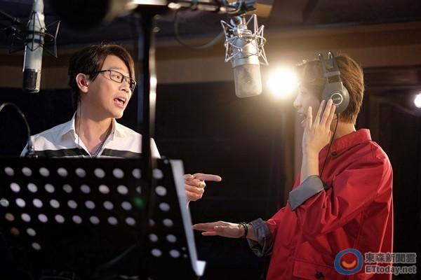David Tao And Luhan 3