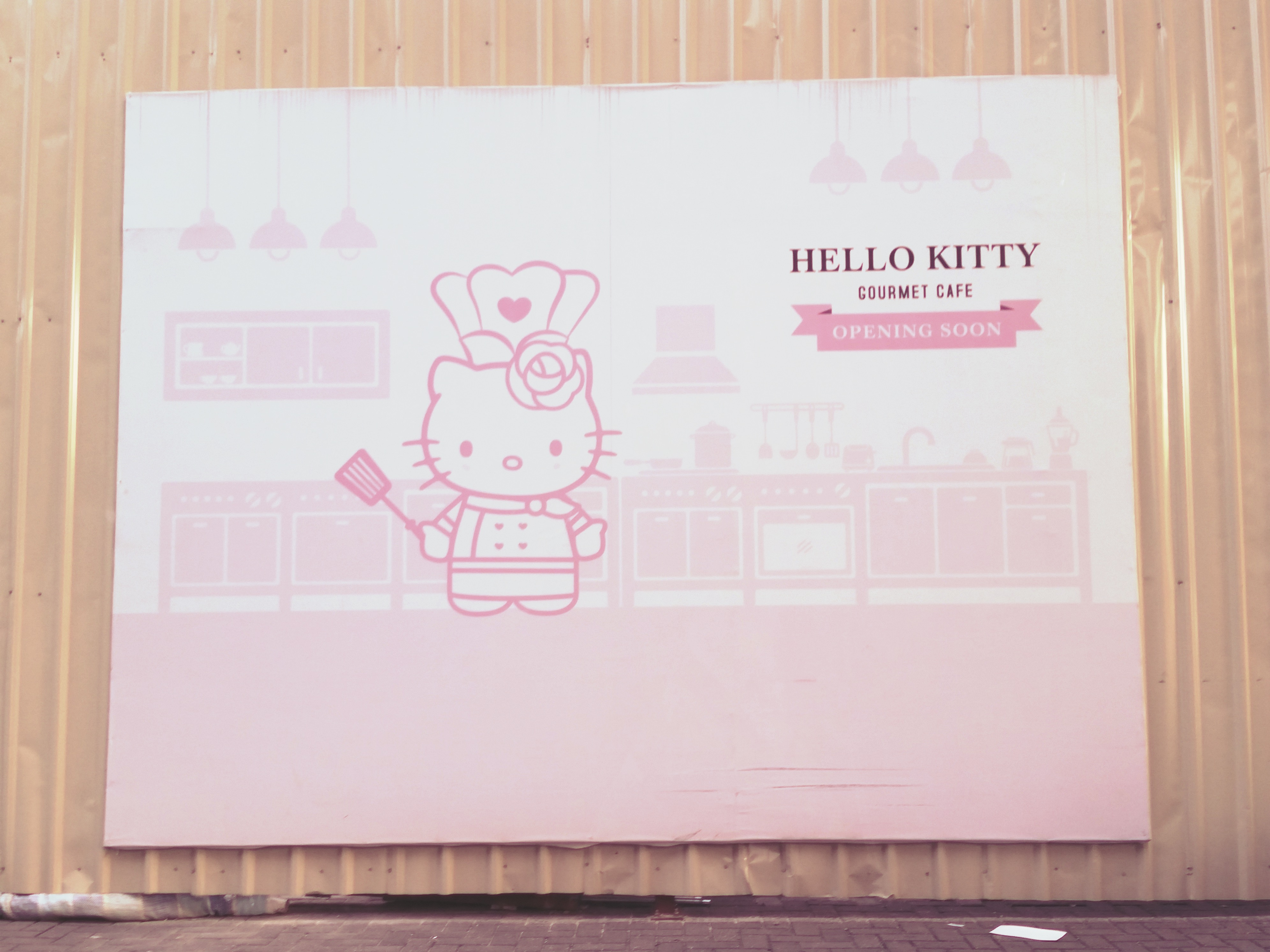 (UPDATE) #HelloKitty: First Hello Kitty Gourmet Cafe To Open In Malaysia