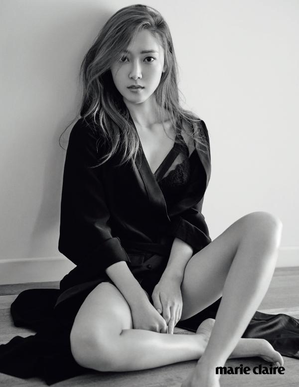 Jessica Jung Marie Claire Korea