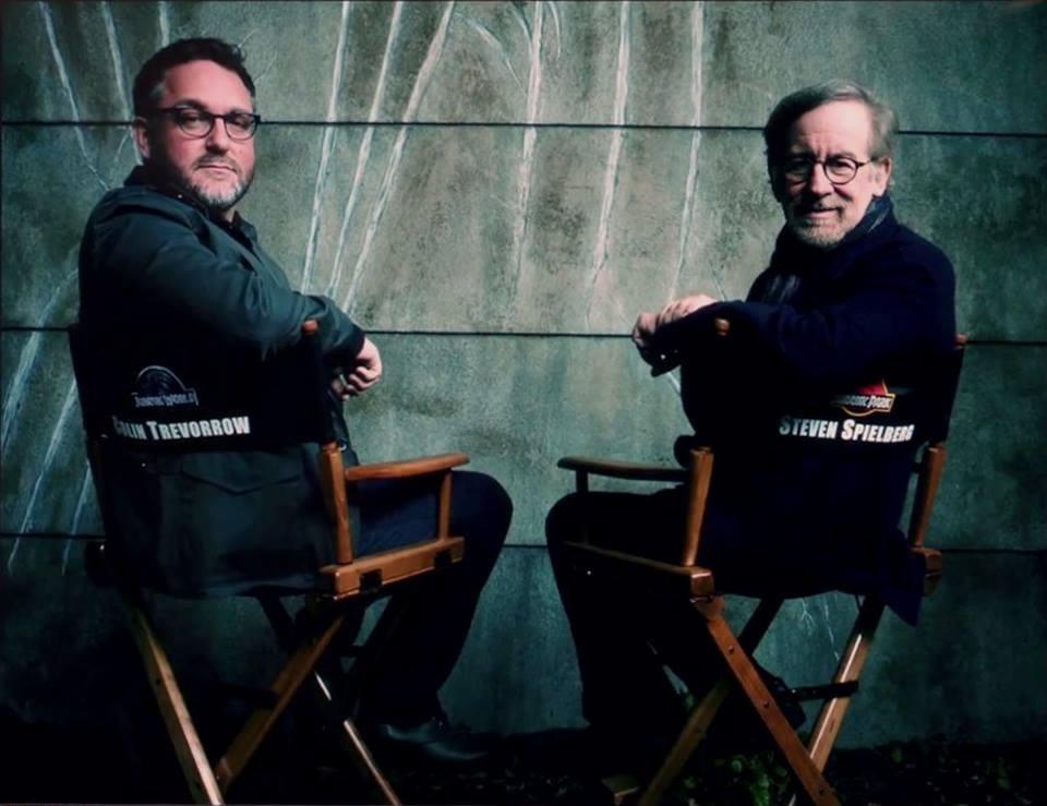 Jurassic World Colin Trevorrow Steven Spielberg