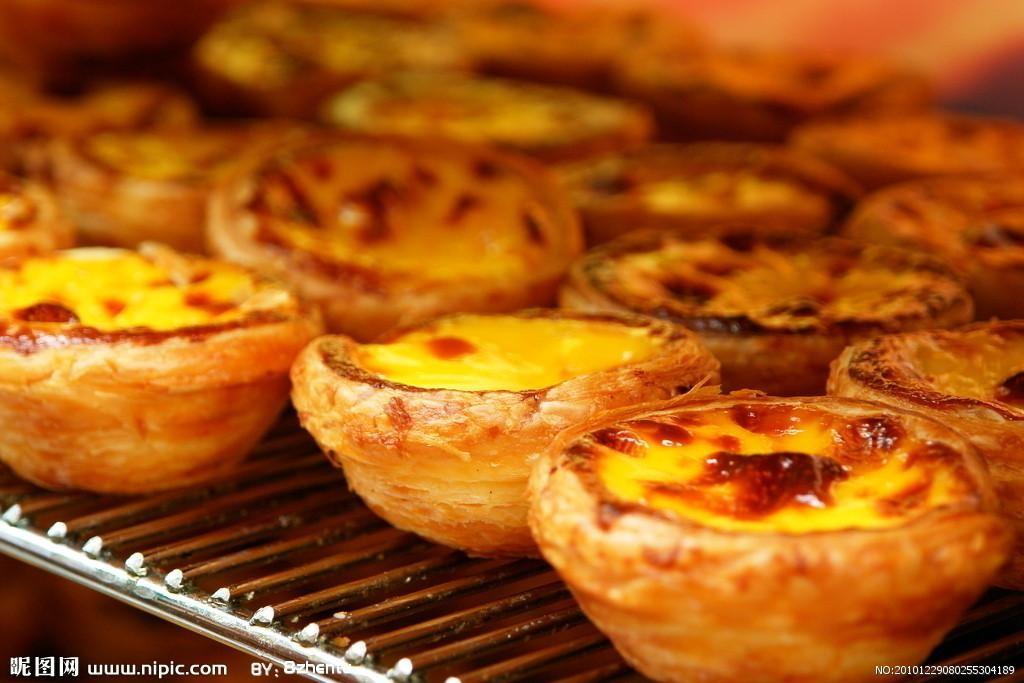 Portugese Egg Tarts (Source: studyinchina.universiablogs.net)
