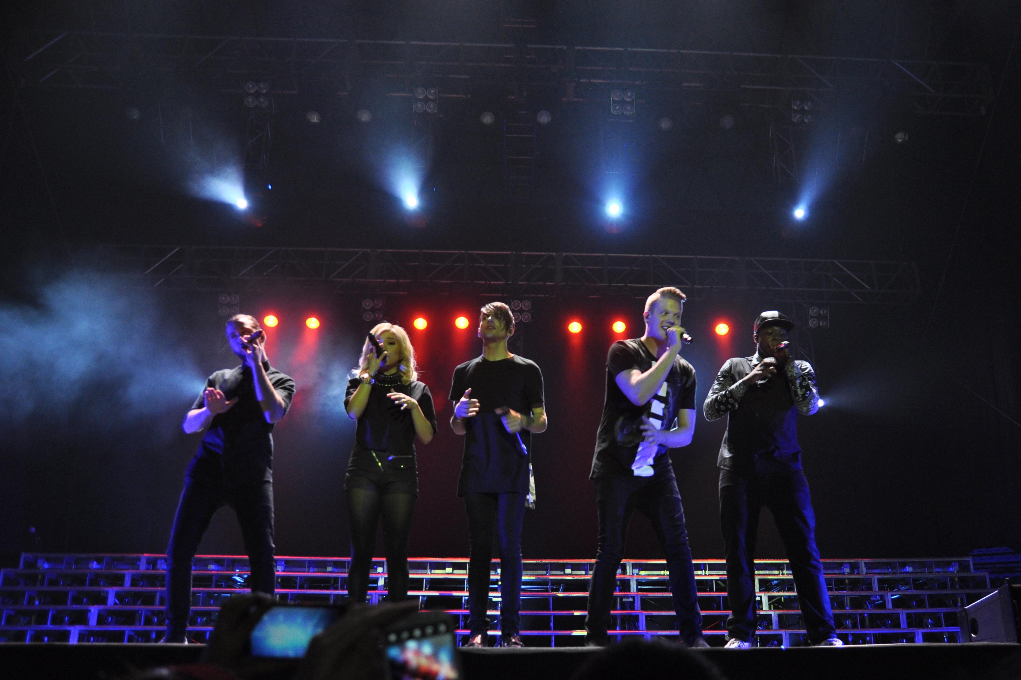 The Pentatonix Tour