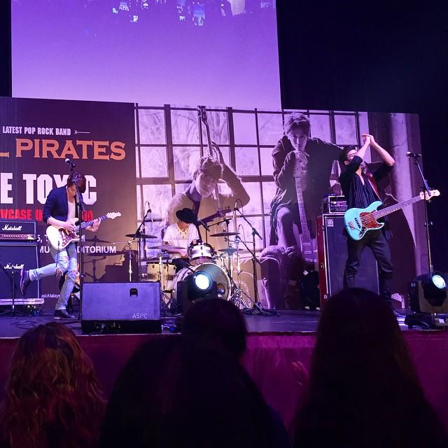 Royal Pirates Shoutout