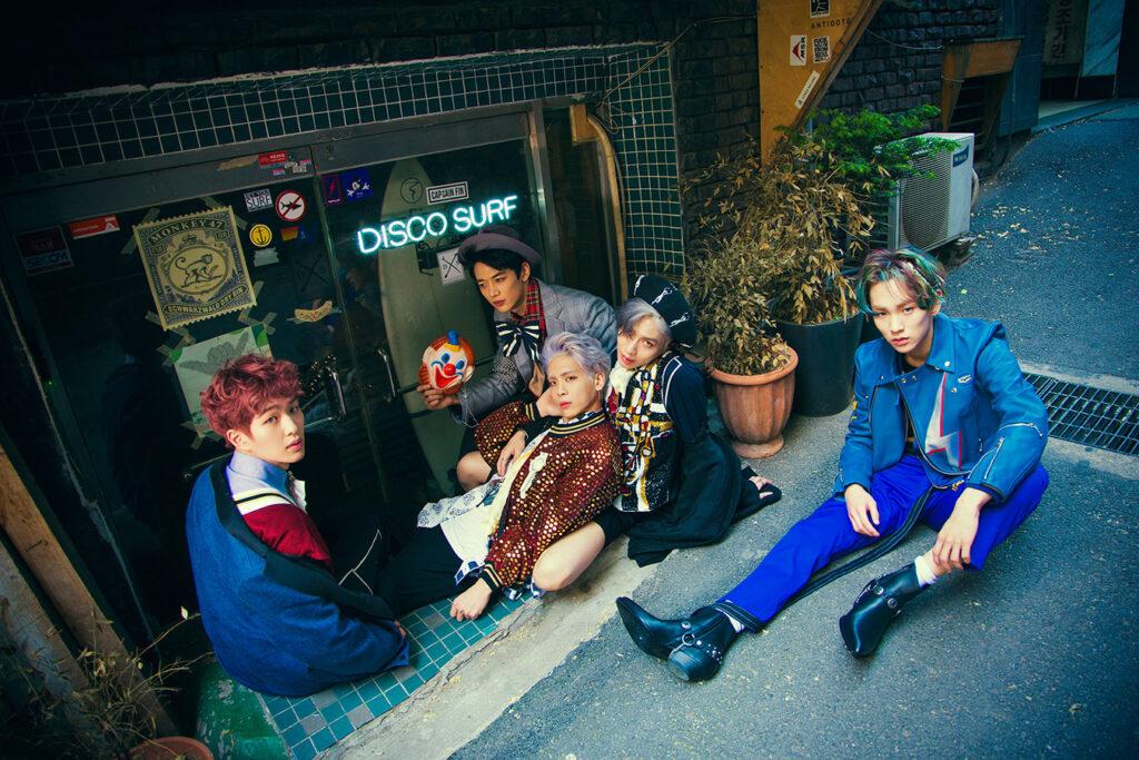 SHINee Odd Album Teaser Image
