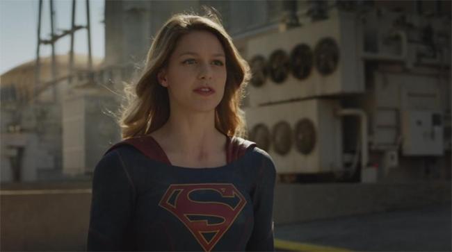 Supergirl First Episode