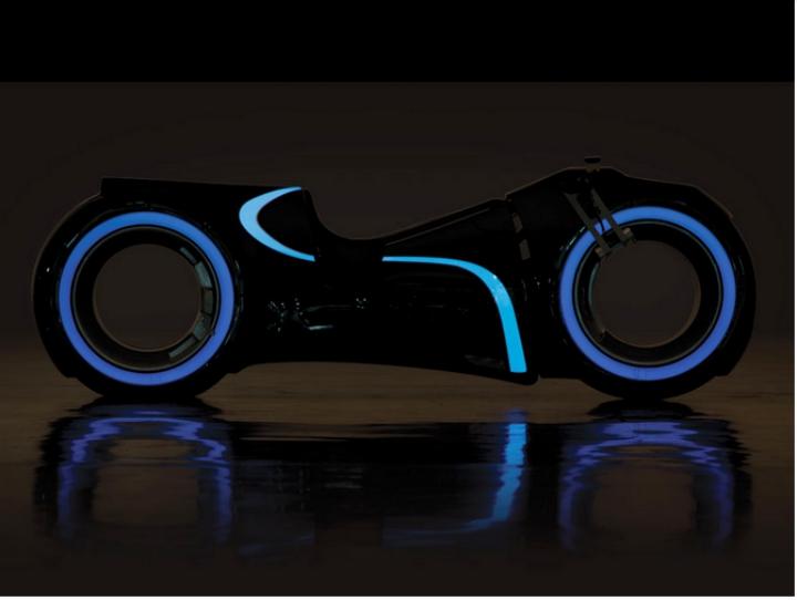 TRON Lightcycle 2