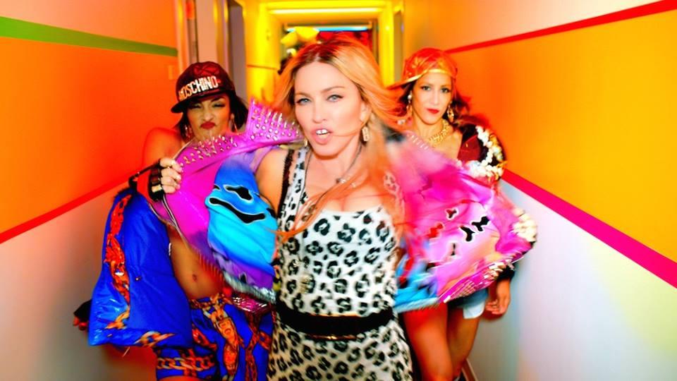 SOURCE: Madonna - Facebook