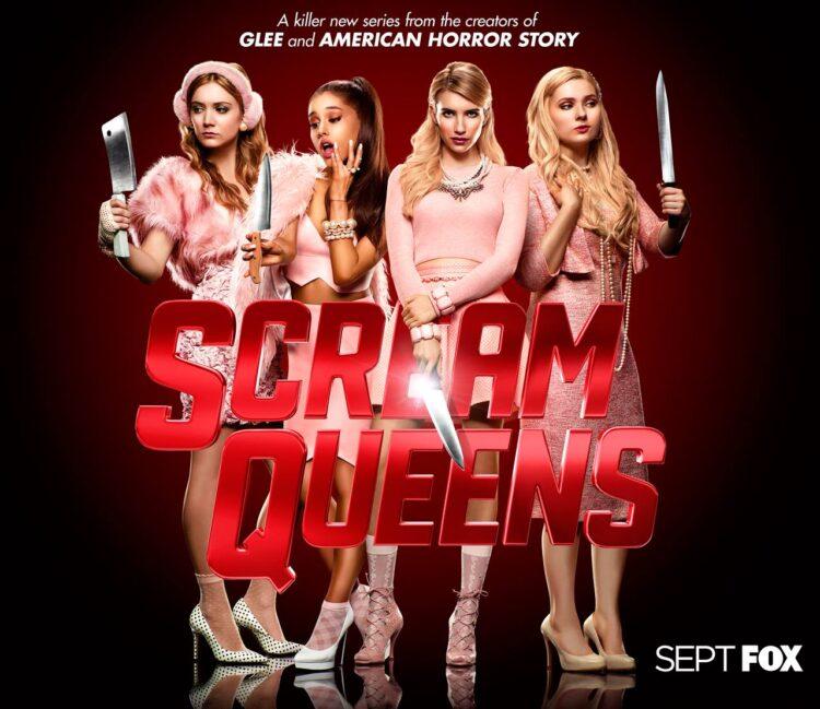 Source: Scream Queens - Facebook
