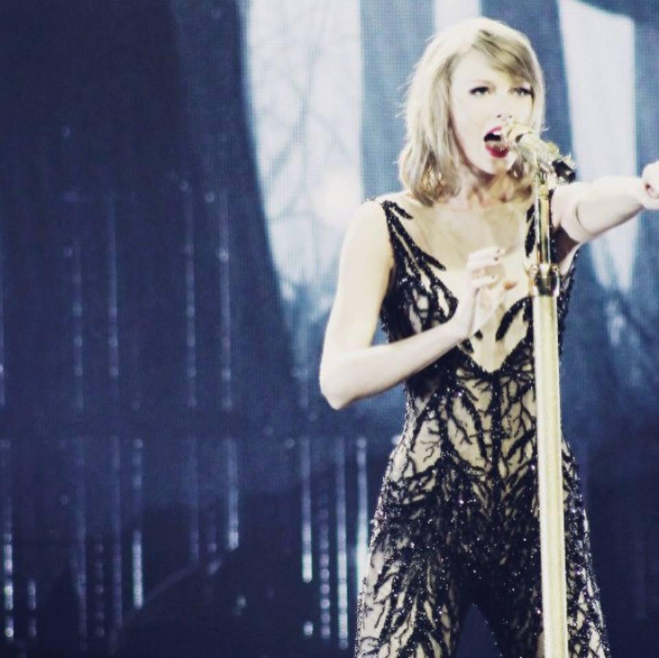 SOURCE: Taylor Swift - Facebook