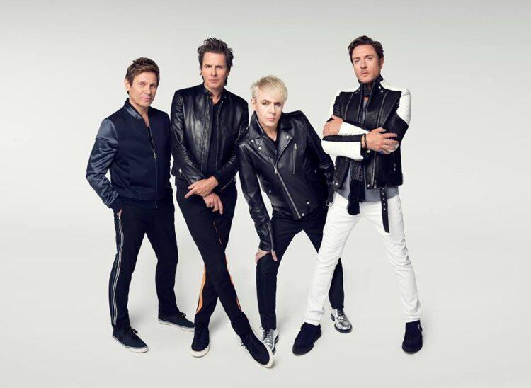 SOURCE: Duran Duran - Facebook