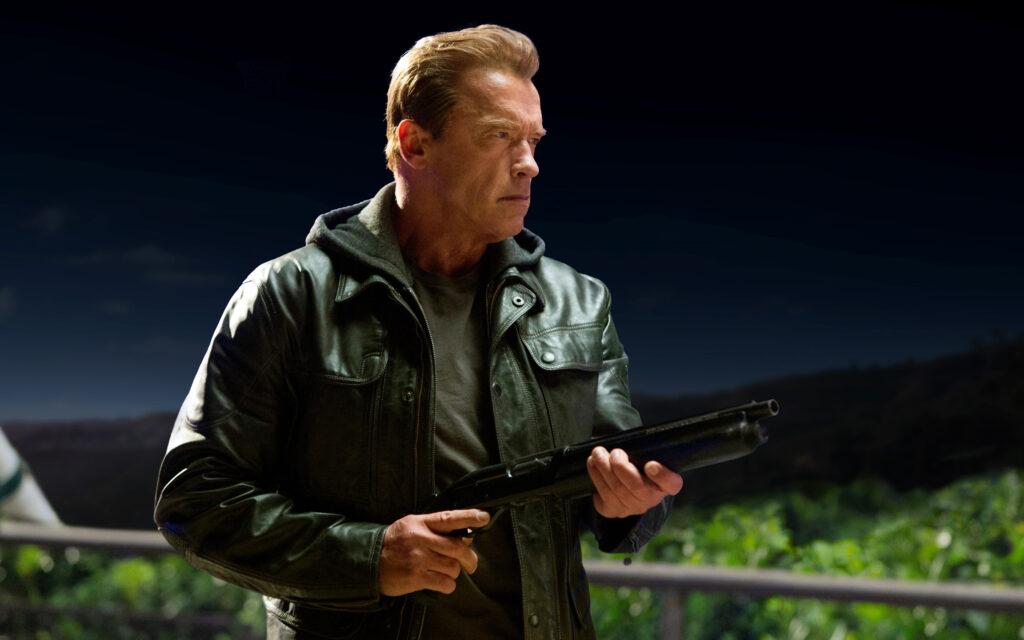 Arnie Terminator Genisys