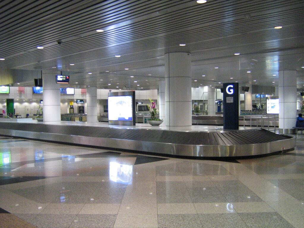 Baggage Reclaim KLIA