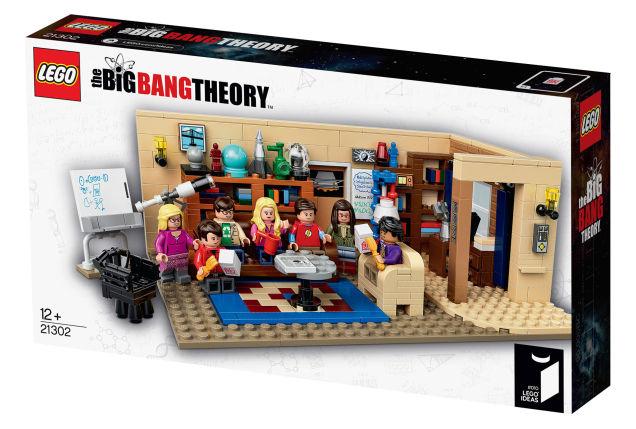 Big Bang Theory LEGO Set