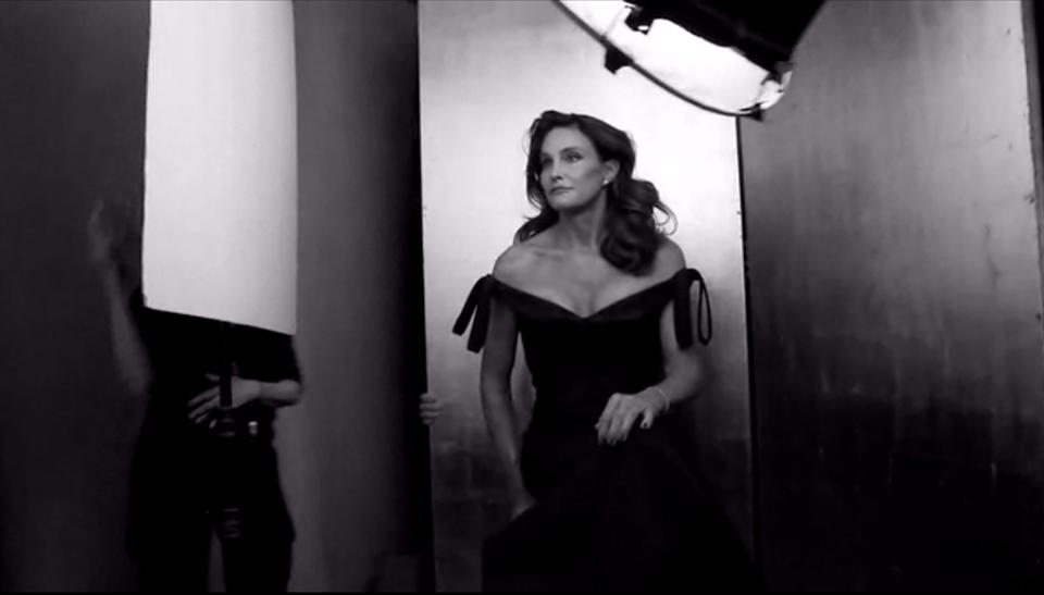 Caitlyn Jenner Vanity Fair Photo Shoot