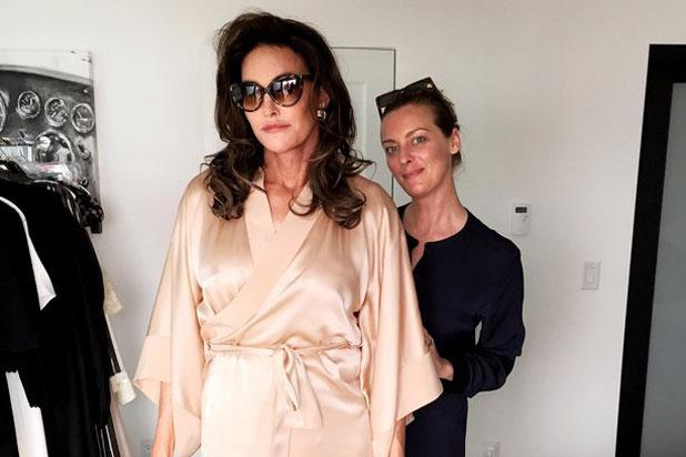 Caitlyn Jenner Vanity Fair Shoot