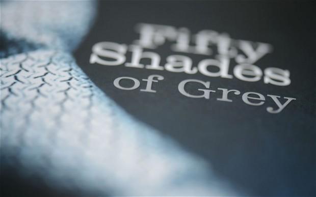 Fifty Shades Christian Grey
