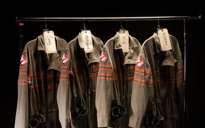 Ghostbusters Reboot Costumes