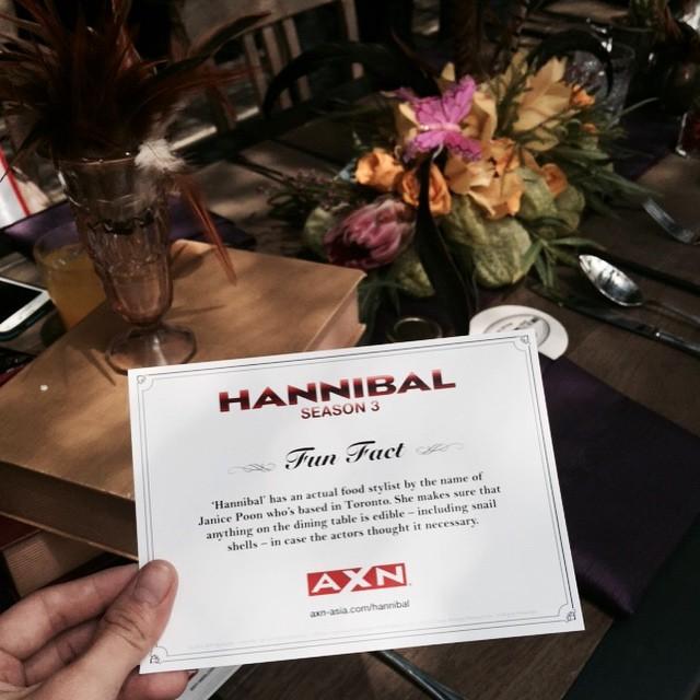 Hannibal Season 3 Premiere in Malaysia
