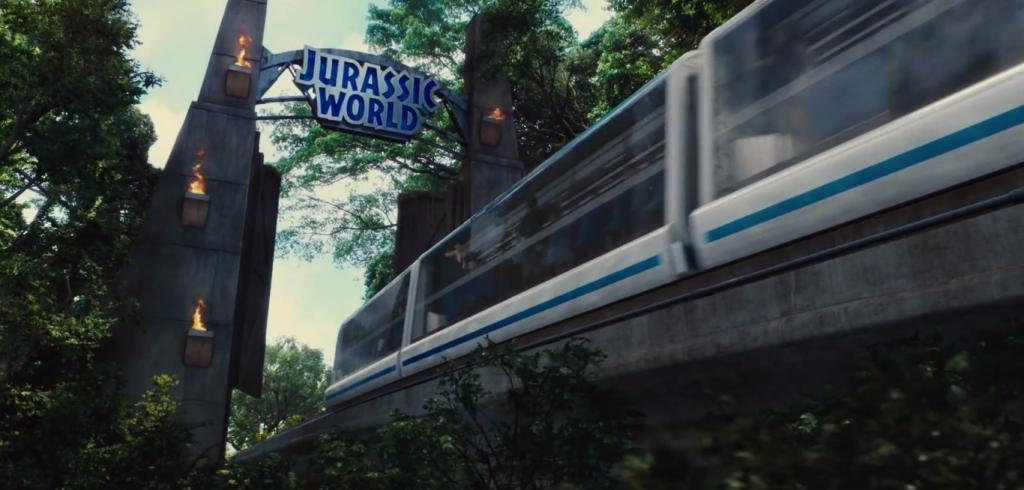 Jurassic World Gate
