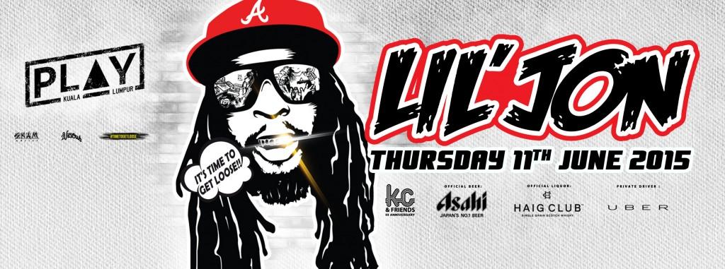 Lil Jon 11 June