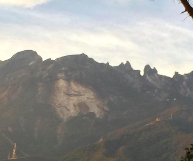 Mount Kinabalu Donkey's Ear