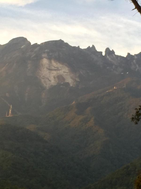 Mount Kinabalu Sabah Earthquake