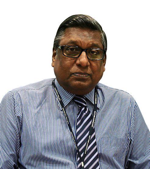 Prof Dr K. Nadesan