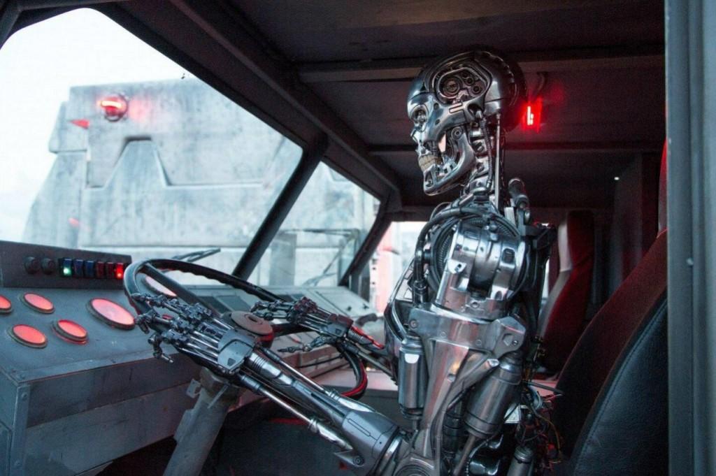 Terminator Genisys Terminator