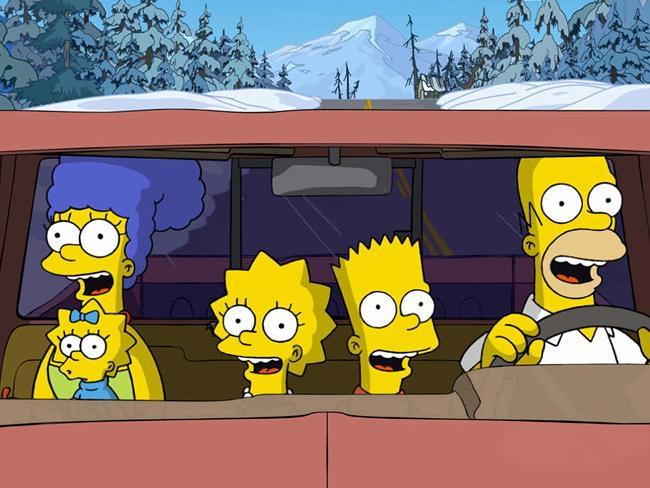 The Simpsons 27th Season