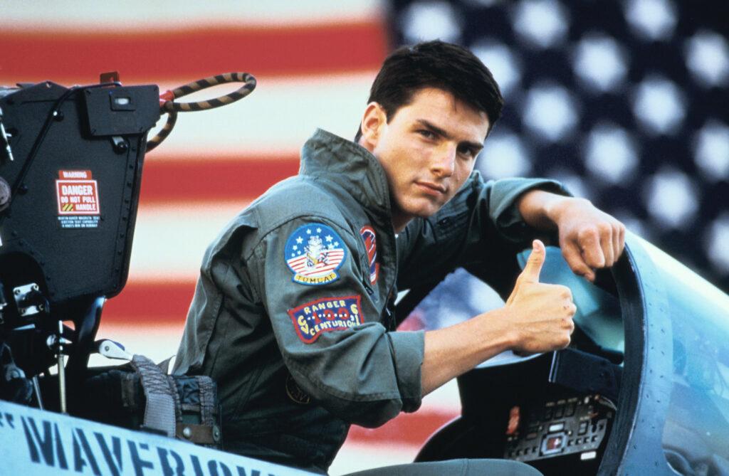 Top Gun Movie - Tom Cruise