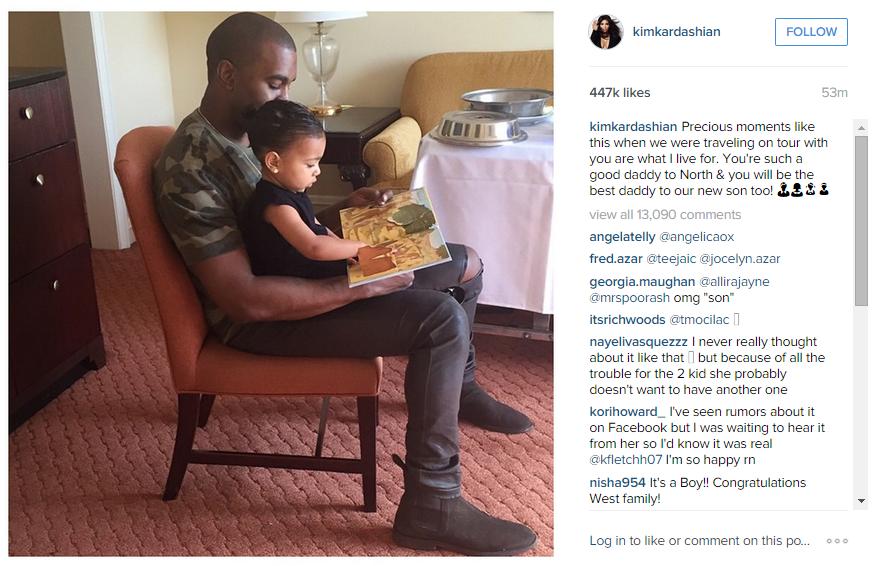 Kanye Wests exgirllfriend warns Kim Kardashian over his
