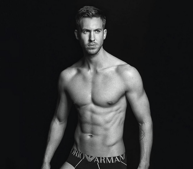 SOURCE: Calvin Harris Official Facebook Page