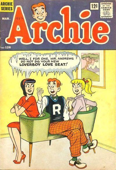 Archie Comics 1960s