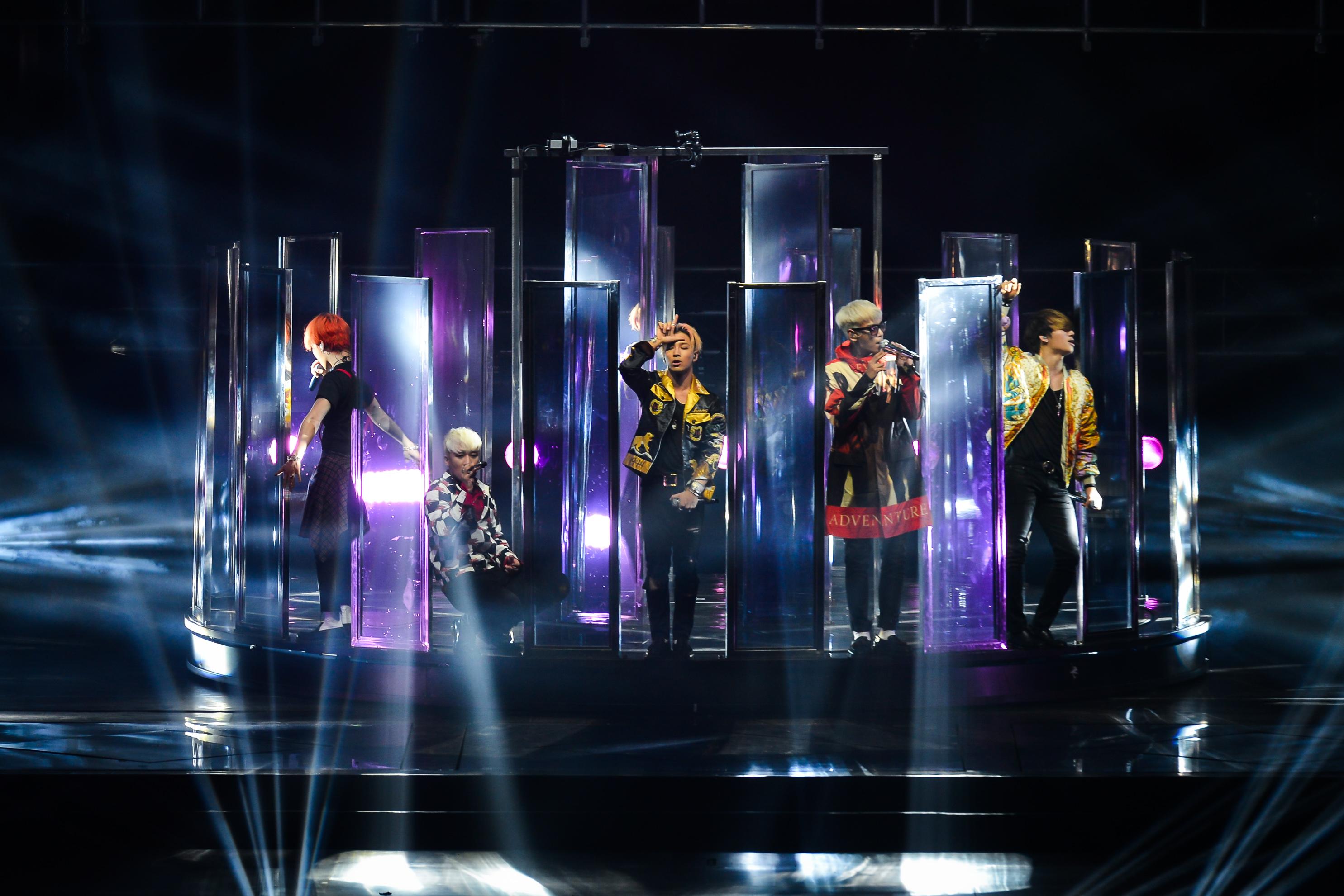 Bigbang World Tour