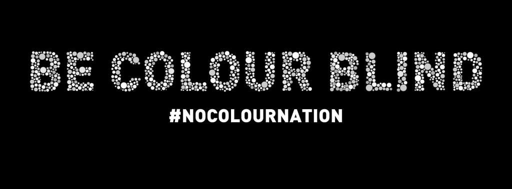 Be Colour Blind No Colournation